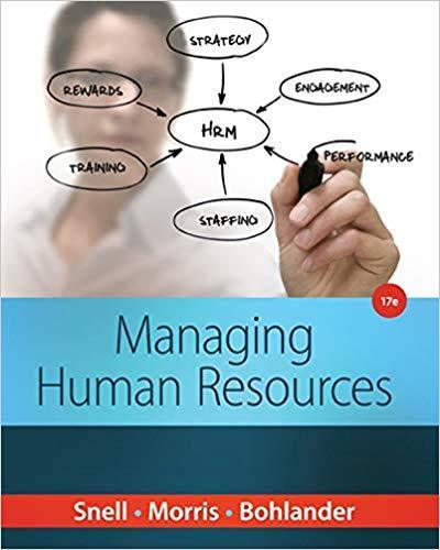 Managing Human Resources 17th Edition PDF (ebook)