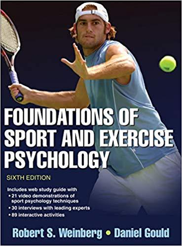 Foundations of Sport and Exercise Psychology 6th Edition PDF (ebook)