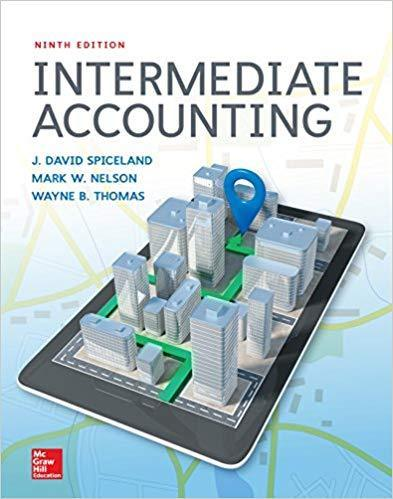 Intermediate Accounting 9th Edition PDF (ebook)