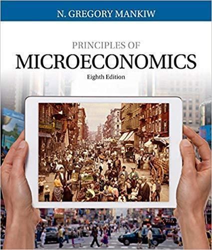 Principles of Microeconomics 8th Edition by N. Gregory Mankiw (PDF ebook)