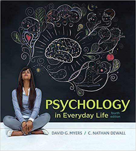 Psychology in Everyday Life 4th Edition PDF (ebook)