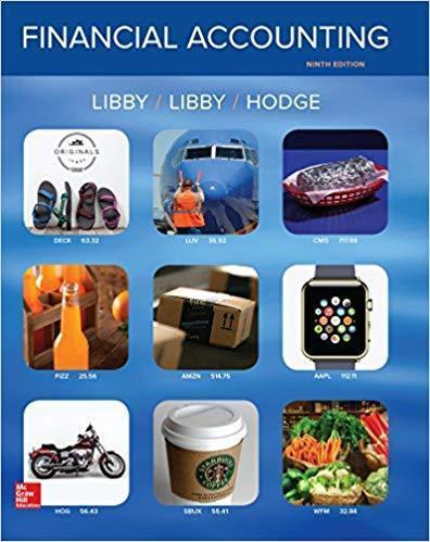 Financial Accounting 9th Edition, Robert Libby - PDF (ebook)