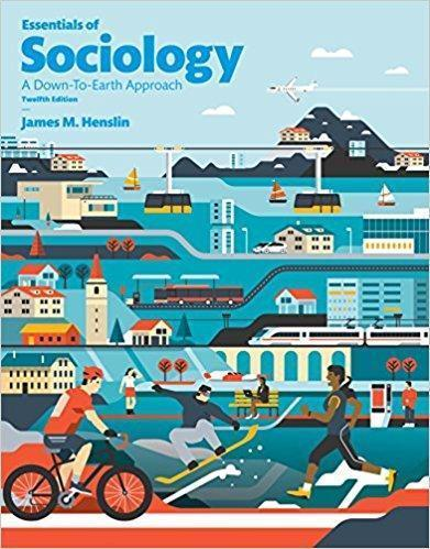 Essentials of Sociology, 12th Edition PDF (ebook)