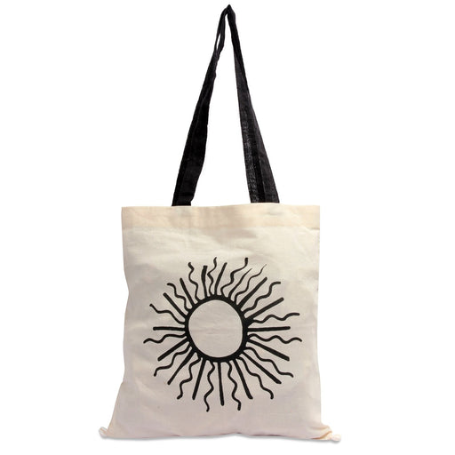 Printed Cotton Bag 1 (Sun)