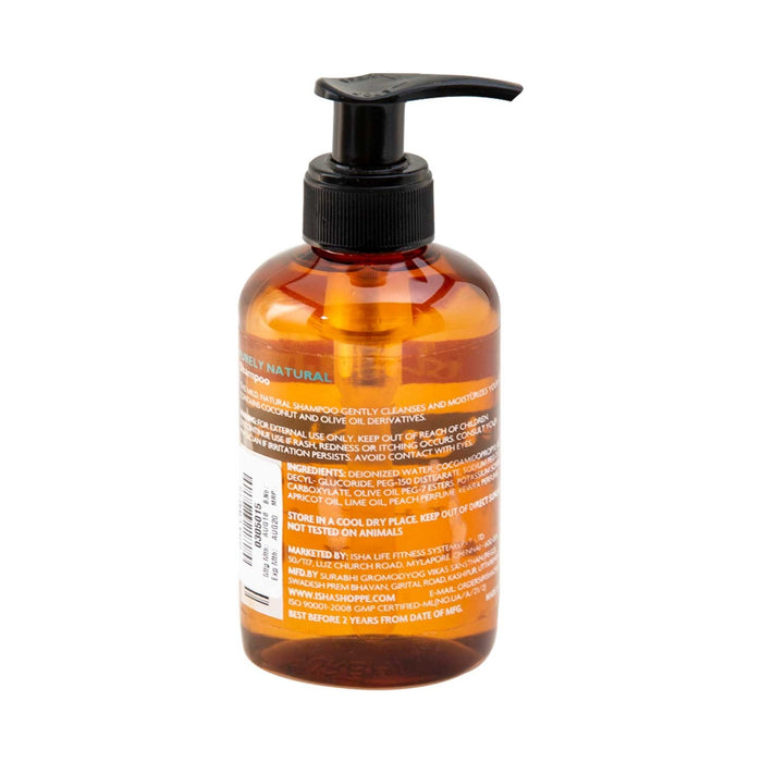 Purely Natural Shampoo, 200 ml