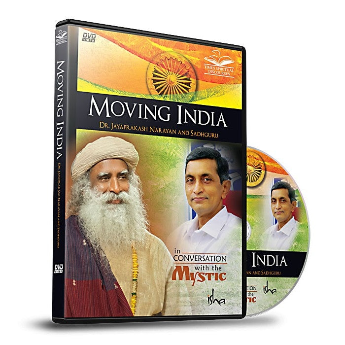 Moving India Dvd