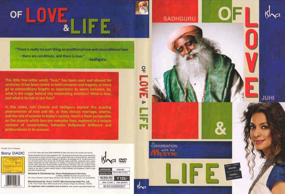 Of Love & Life Dvd