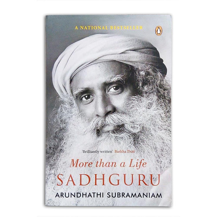 More Than A Life: Sadhguru