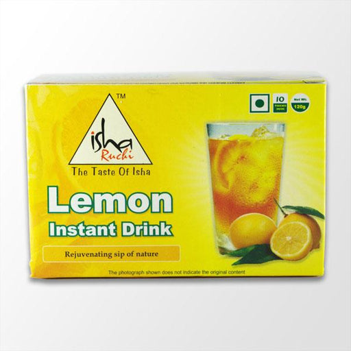 Lemon Instant Drink, 10 Pouches