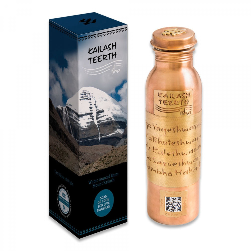 Kailash Teerth (Water from Mount Kailash)