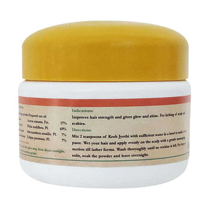 Kesh Jyoti (Herbal Shampoo Powder), 100 gm