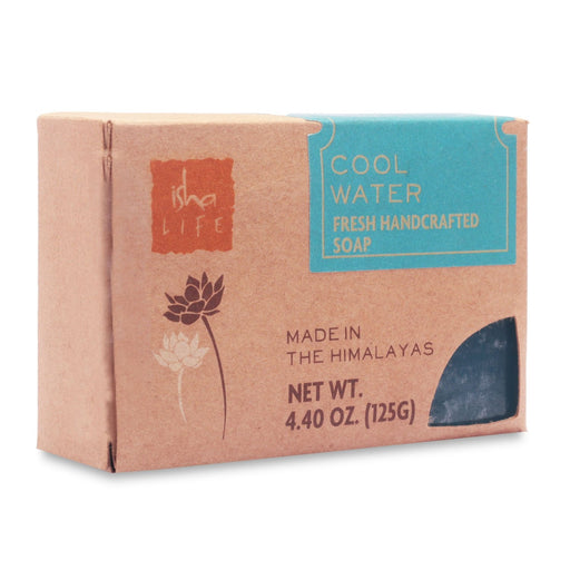 Cool Water Handmade Soap, 125 gm