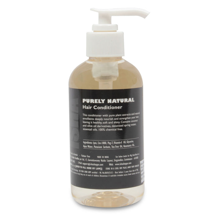 Purely Natural Hair Conditioner, 200 ml