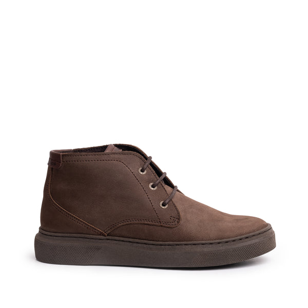 Alfi Desert Boot Brown Nubuck
