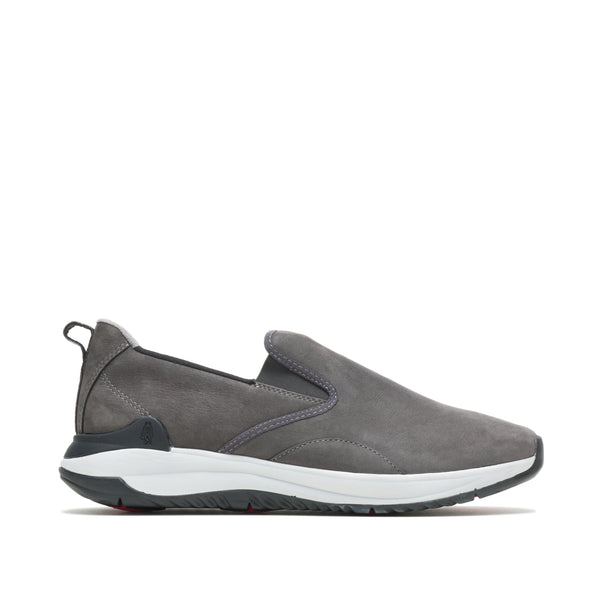 FELIX SLIPON DARK GREY TEXTIL/LEATHER