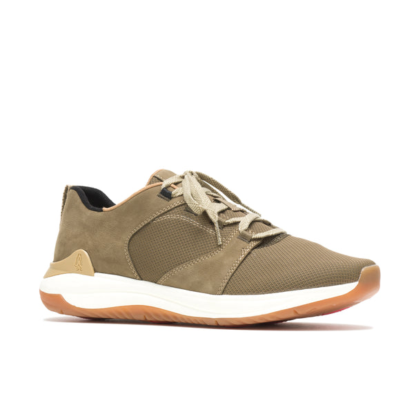 FELIX LACEUP OLIVE TEXTILE/LEATHER