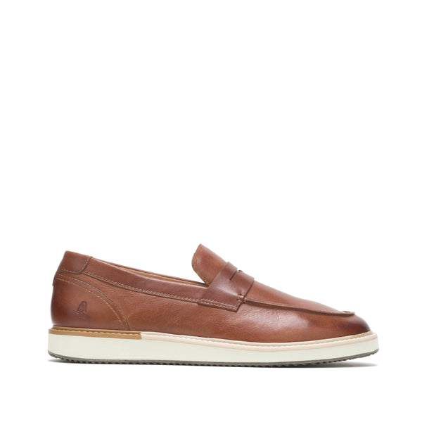 Heath Penny Loafer Cognac