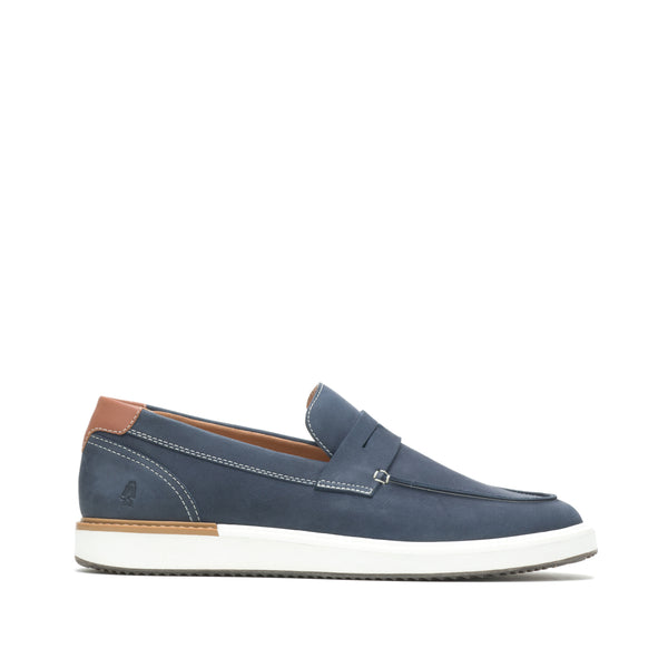 Heath Penny Loafer Navy
