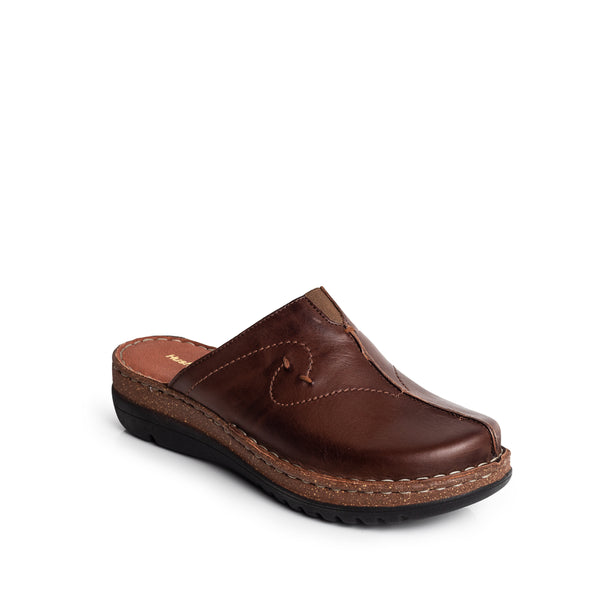 Cleo Clog Brown