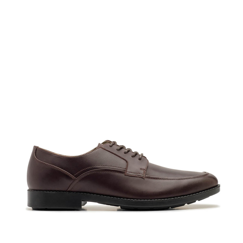 Oxford-Bl Dark Brown
