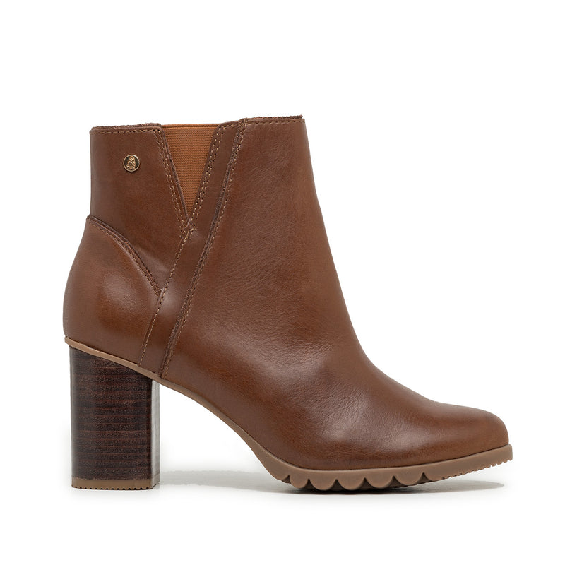 SPA ANKLE BOOT CASTANHO