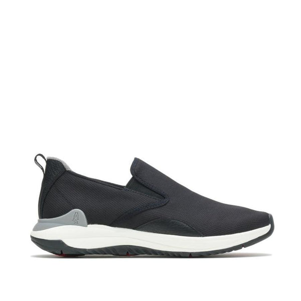 FELIX SLIPON BLACK TEXTIL/LEATHER