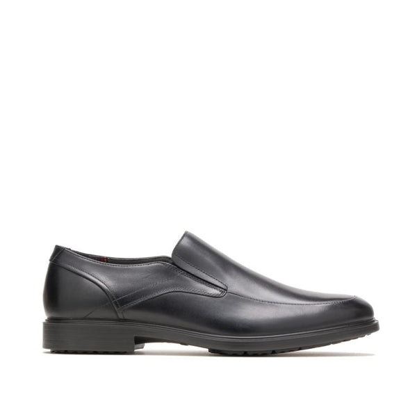 Turner Mt Slipon Black Leather