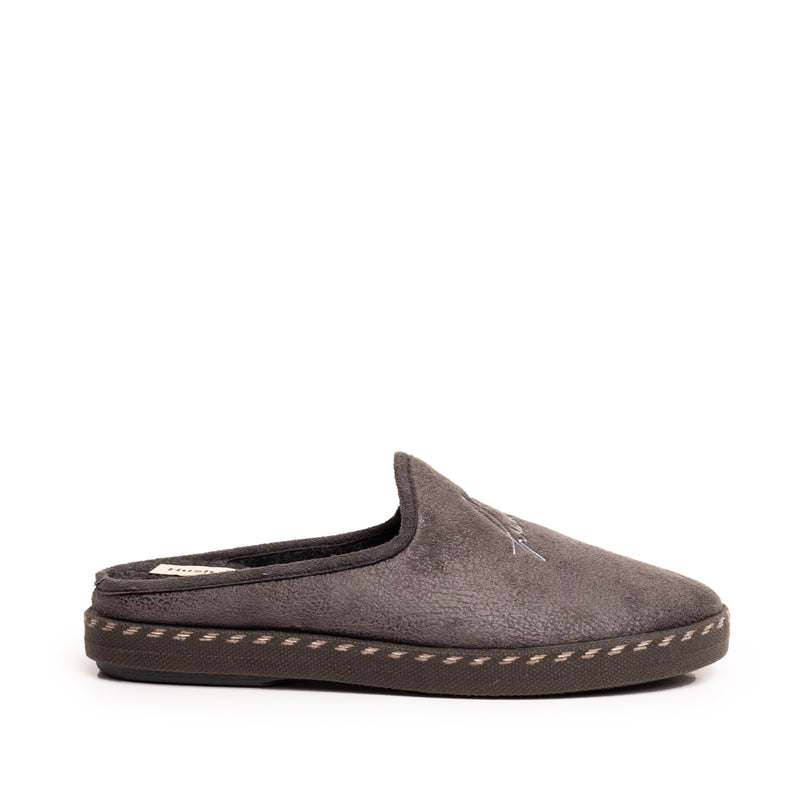 ARTHUR SLIPPERS GREY