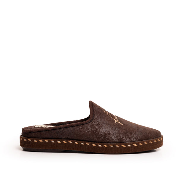 ARTHUR SLIPPERS BROWN