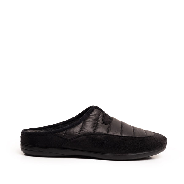 ADRIEL KISPO SLIPPERS BLACK
