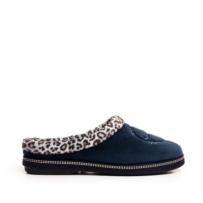 ANALU SLIPPER NAVY