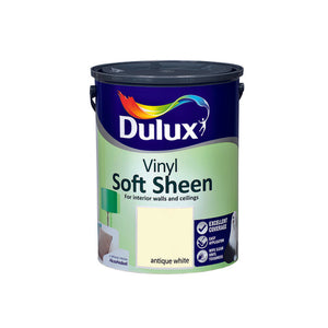 Dulux Vinyl Soft Sheen Antique White  5L