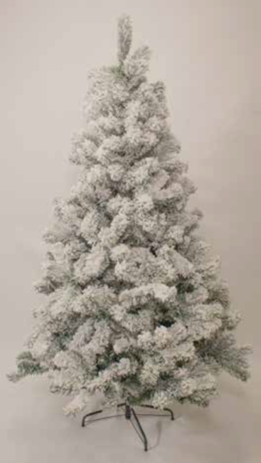 Jack Frost Artificial Christmas Tree 7ft / 210cm