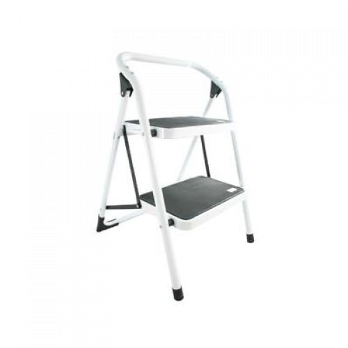 Antilslip 2 Step Stool Green