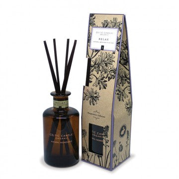 Celtic Candles Organic Diffuser Uplift
