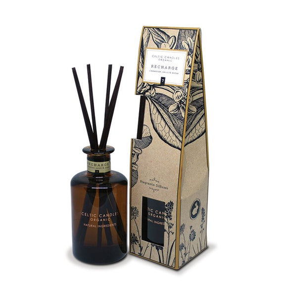 Celtic Candles Organic Diffuser Recharge