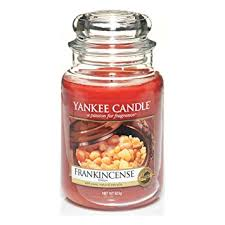 Yankee Candle Large Jar Frankincense