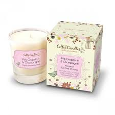 Celtic Candles Aromapot Pink Grapefruit & Champagne