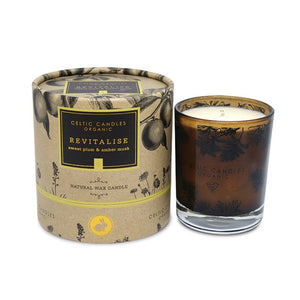Celtic Candles Organic Tumbler Revitalise