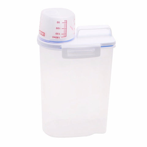Measuring Cup Storage Container