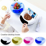 Snack Tray Phone Holder