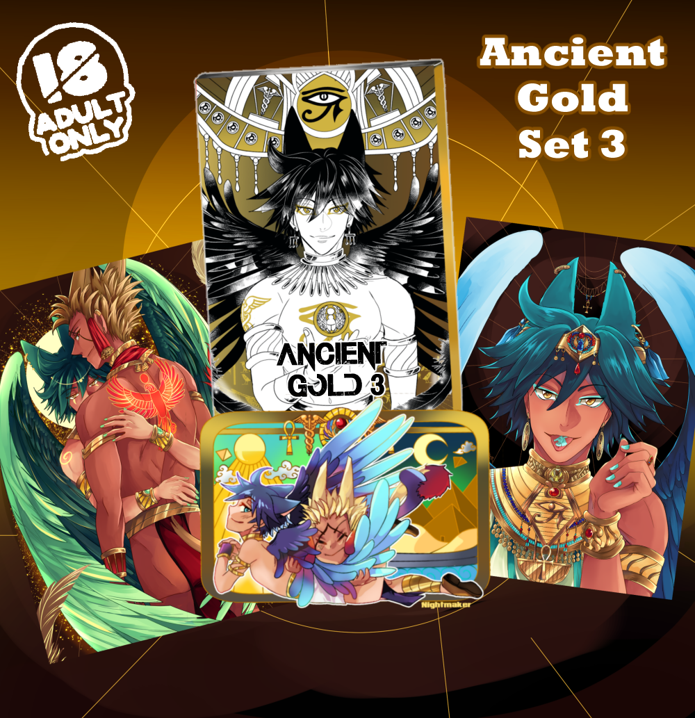 Ancient Gold Set 3 (ab 18) - Nightmaker