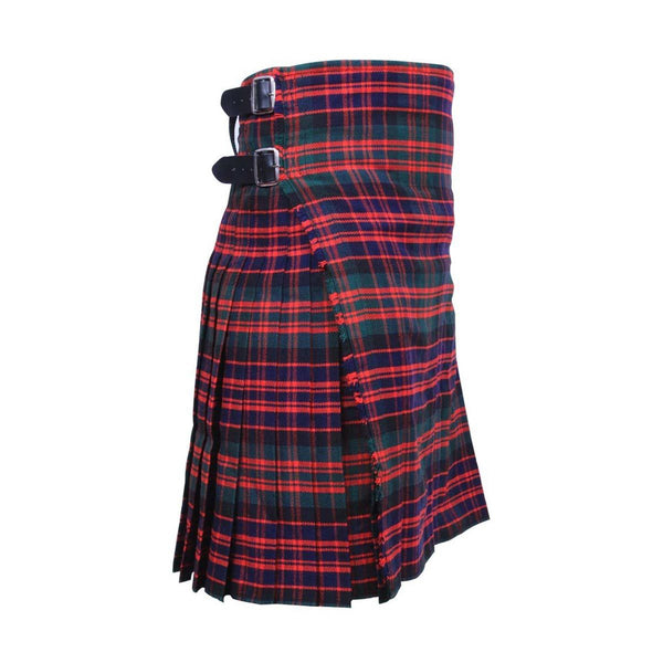 house-of-scotland-acrylic-wool-men-scottish-kilt-heavy-weight-macdonald-tartan-side