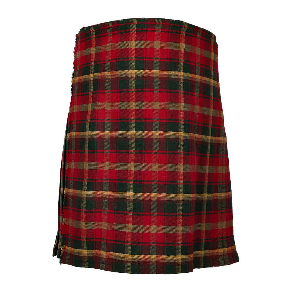 Maple Leaf Tartan Kilt Heavy Weight