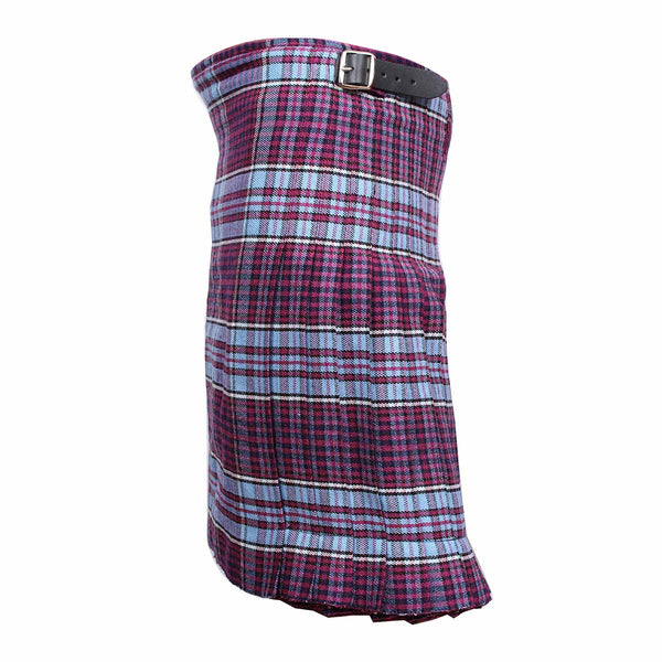 house-of-scotland-acrylic-wool-men-scottish-kilt-heavy-weight-royal-canadian-air-force-tartan-heavy-weight-left-side