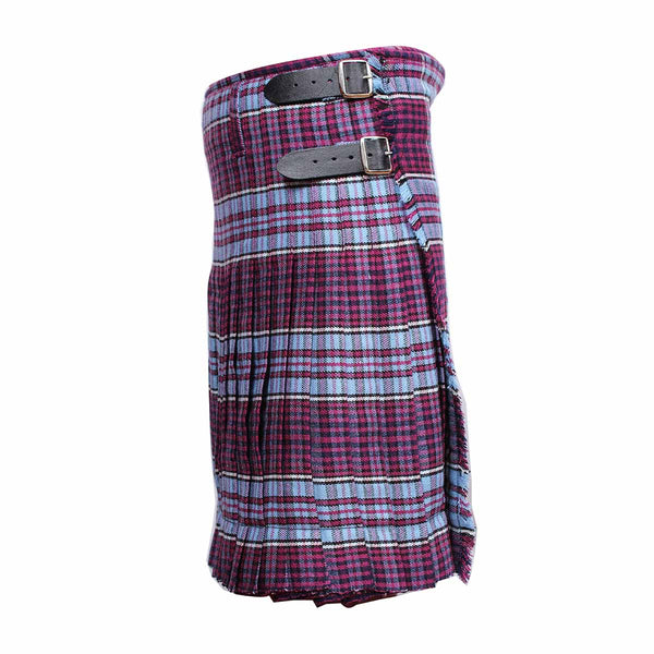 house-of-scotland-acrylic-wool-men-scottish-kilt-heavy-weight-royal-canadian-air-force-tartan-heavy-weight-side