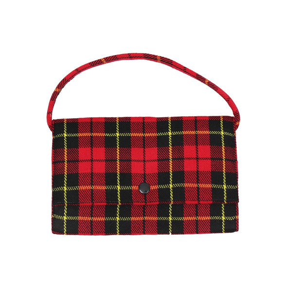 house-of-scotland-acrylic-wool-simple-tartan-evening-gown-ted-wallace-tartan-purse