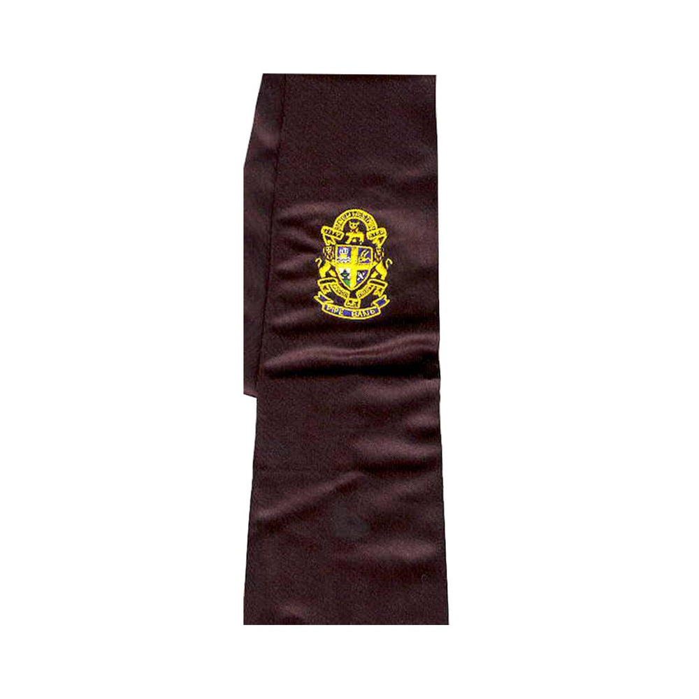 City of New Westminster Pipe Band Neck Tie