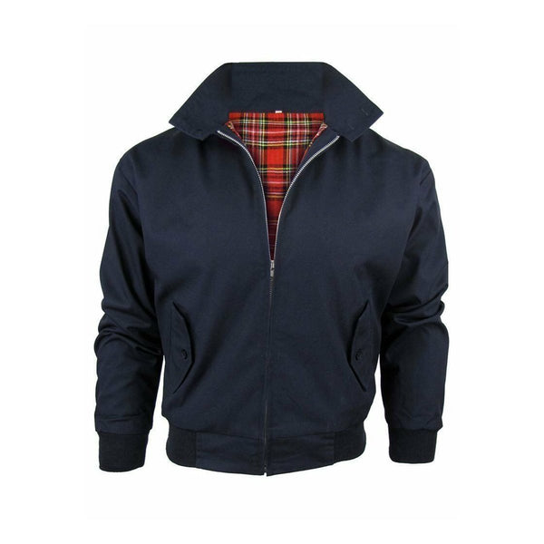 house-of-scotland-classic-vintage-retro-harrington-bomber-jacket-navy