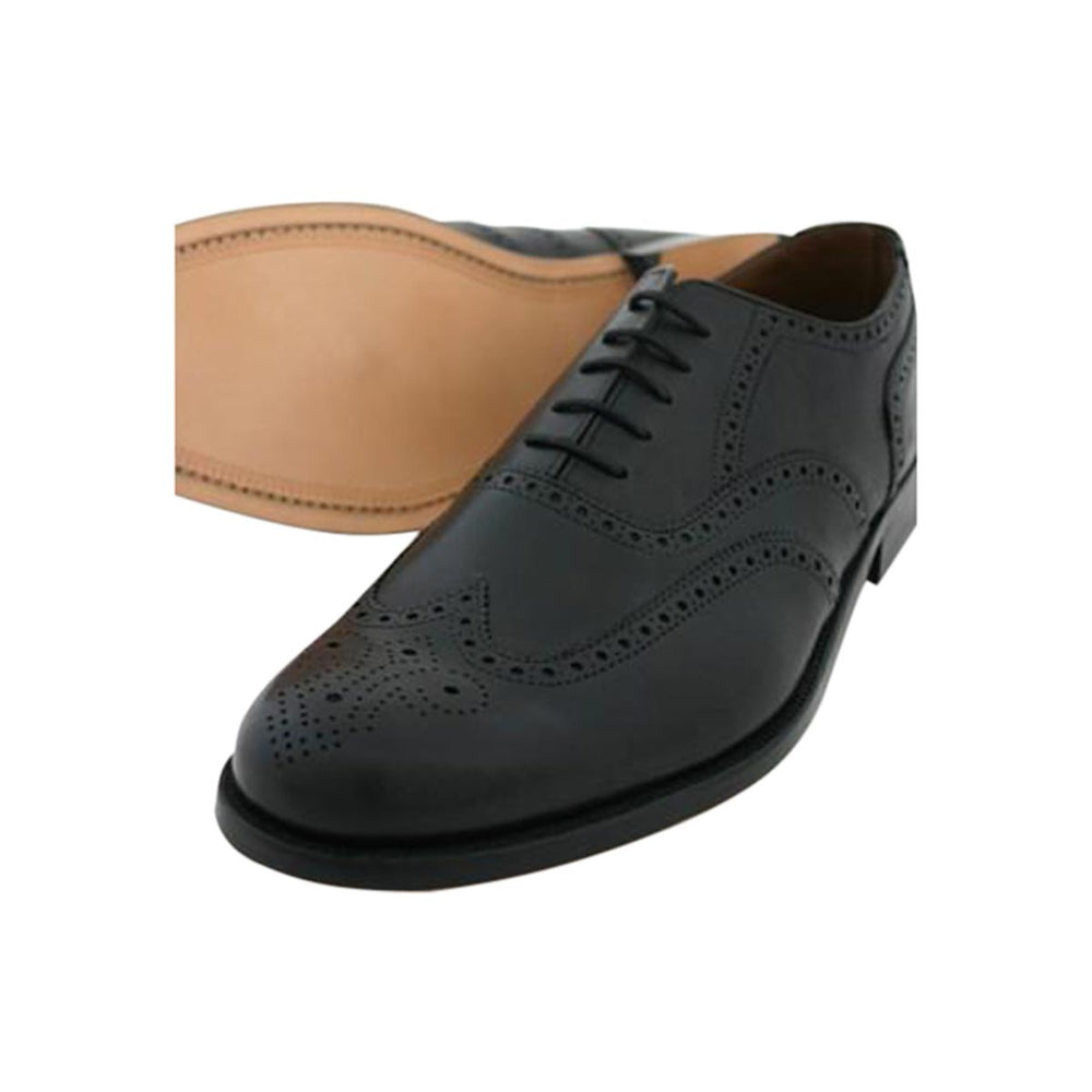 Ghillie Brogue Shoes Genuine or Patent Leather